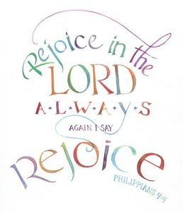 Blog Philippians 4;4